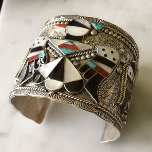 Vintage Bobby & Corinne Shack Thunderbird Bracelet